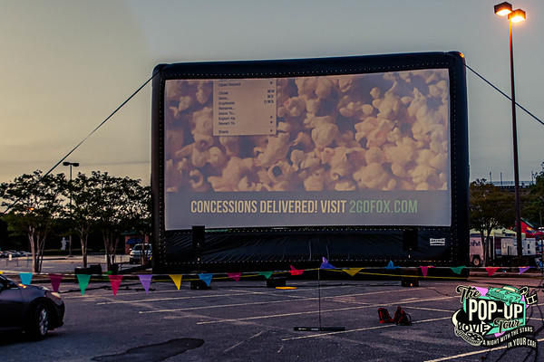 Pop Up Movie Mobile