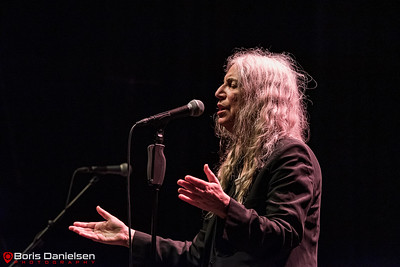 Patti Smith - 16.06.19 @ Sentrum Scene, Oslo.