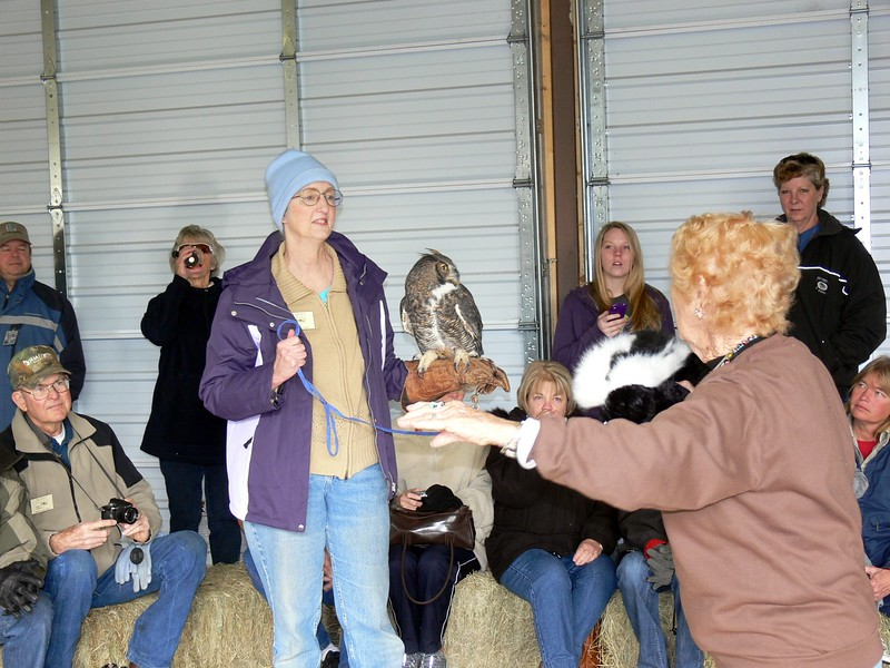 Eagle Lady Doris at ILSP 032.jpg
