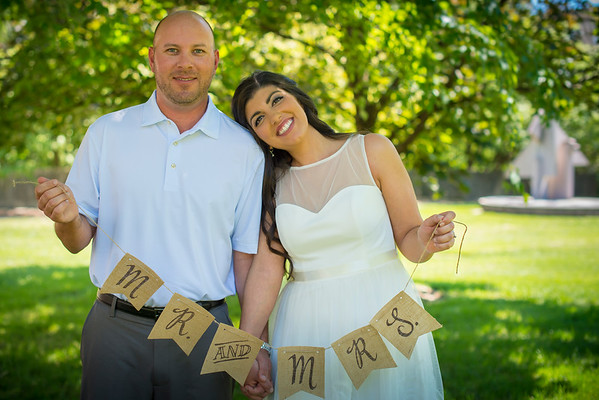 Mike and Jenna | Married