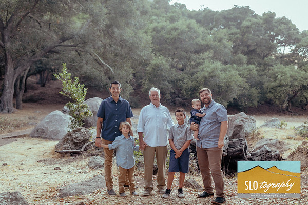Smith Family Portraits ~ Summer 2020