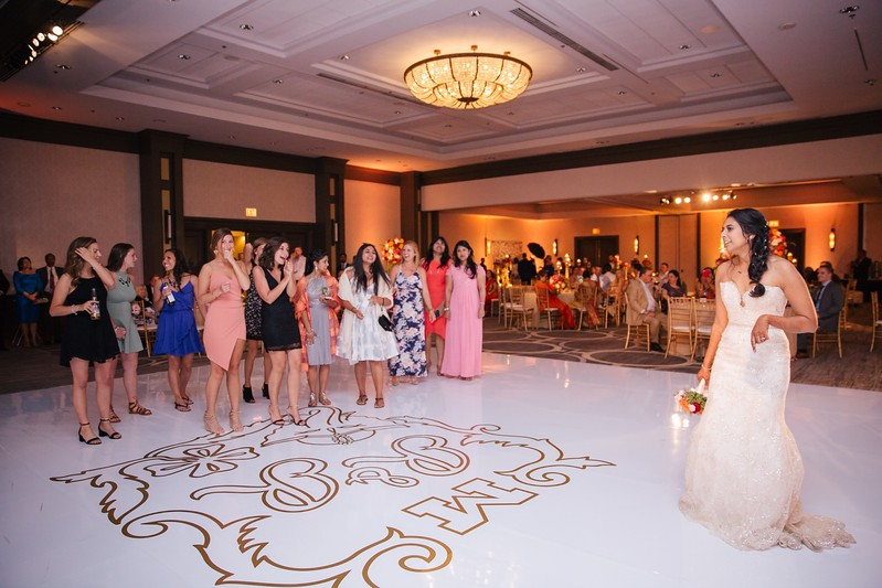 LeCapeWeddings Chicago Photographer - Renu and Ryan - Hilton Oakbrook Hills Indian Wedding -  1125.jpg