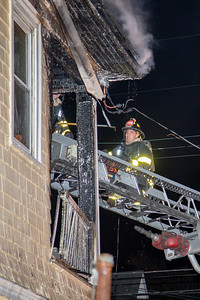 Linwood Ave. Fire (Bridgeport, CT) 3/16/20