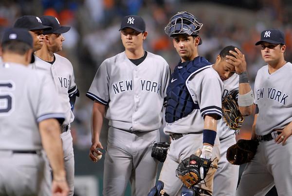 New York Yankees at Baltimore Orioles
