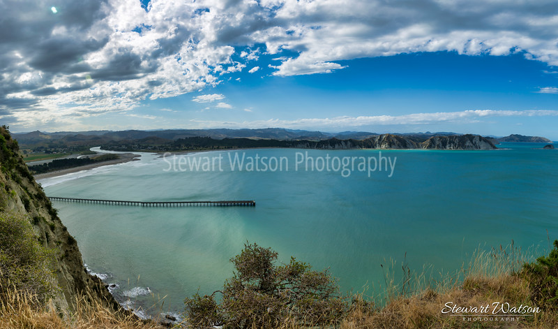 Captain Cooks lookout Tolaga Bay