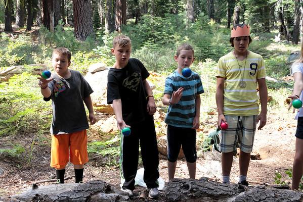 Kids Camp 2013