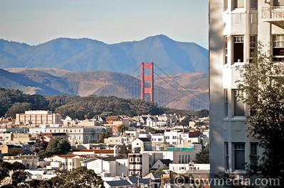 A Walk to Twin Peaks San Francisco