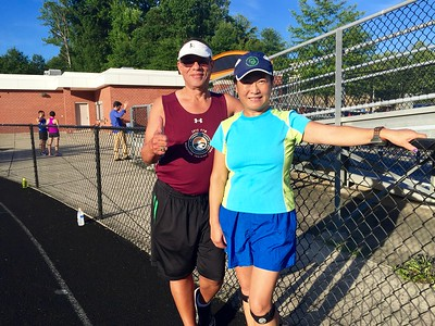 Rockville HS Track August 23