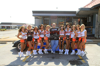 Hooters South County - 3/24/12