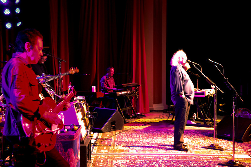 David Crosby - Graham Nash @ The Grass Valley Vetern's Memorial Auditorium 9-10-11