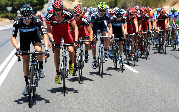 Tour Down Under Stage 5: McLaren Vale > Old Willunga Hill, 151.5kms