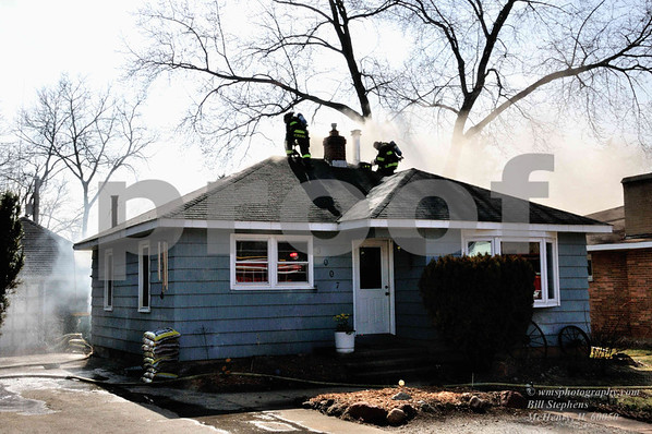 3007 EMILY MCHENRY HOUSE FIRE