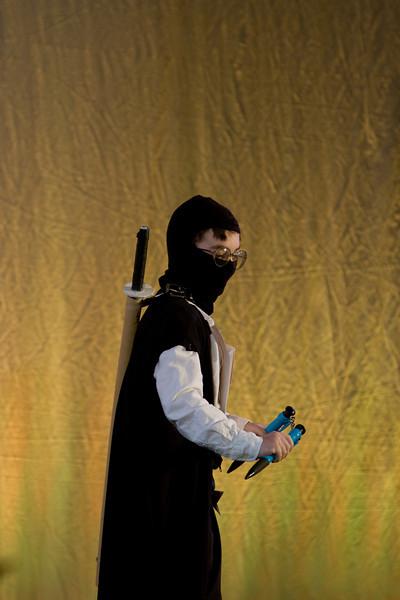 Ninja Nerd.