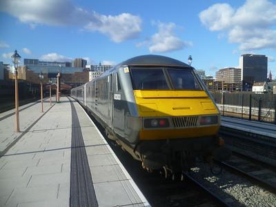 Birmingham Area, 2 February 2013