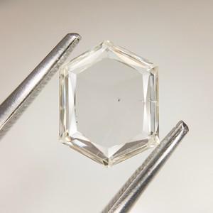 1.18 Hexagonal Portrait Cut K-SI1 GIA (NC17-02)