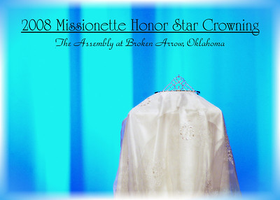 2008 Honor Star Crowning