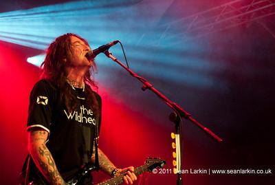 Ginger Wildheart - Hard Rock Hell V