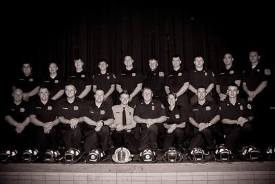 Dwight Fire Academy Class of 2016