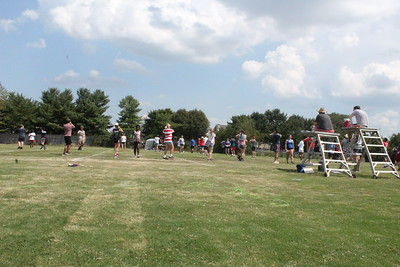 2019 Marching Spartans Band Camp