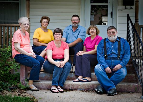 Mrs Wienke Family 2010