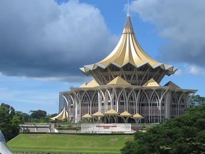 Kuching, Semenggoh, and Bako National Park