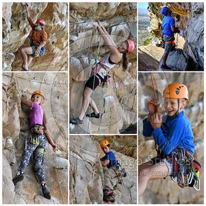 Climbing @ THE MINE