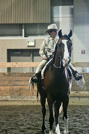 EMAA Class 25 Walk Trot 10 and Under