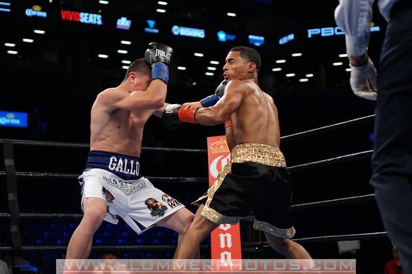 Jose Gomez Defeats Josh Crespo by 1st Round TKO
