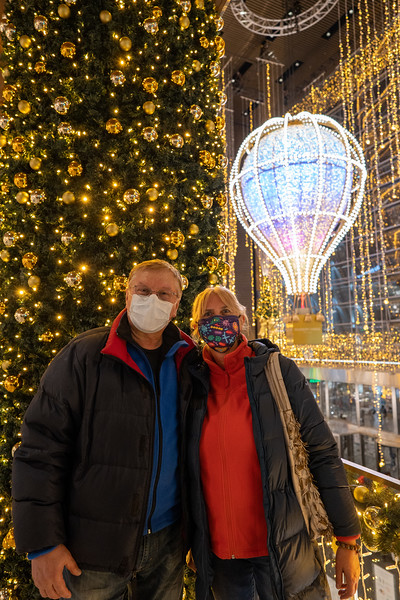 Christmas in New York, 2020