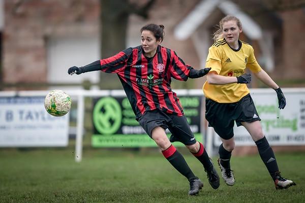 Ripon City Ladies v Ossett Albion Ladies
