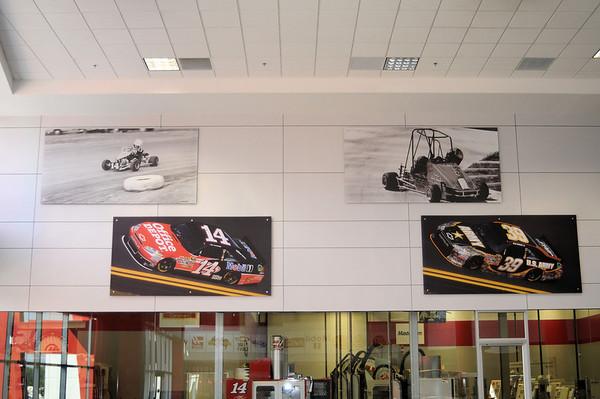 Stewart Haas Racing - May 31, 2011