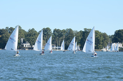 2012 Chesapeake Bay Laser Masters Championship