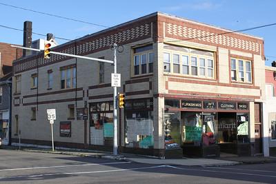 Kline Building, McAdoo (8-23-2011)