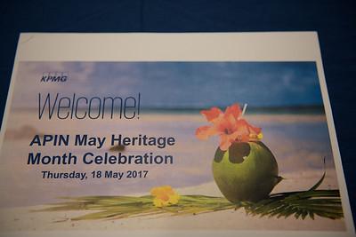 KPMG APIN May Heritage Celebration