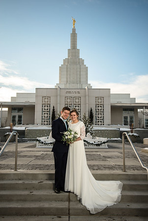 Aubrey and Tanner Wedding