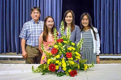 Goodbye Reception for Dr. Esther Kim 7-30-2017