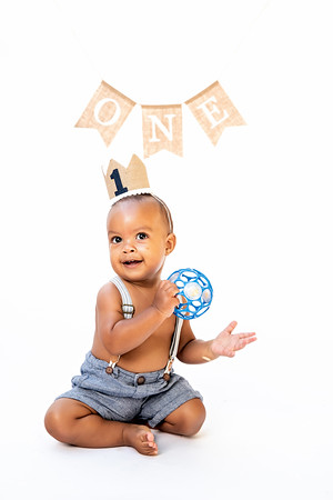 Mason's 1st Birthday