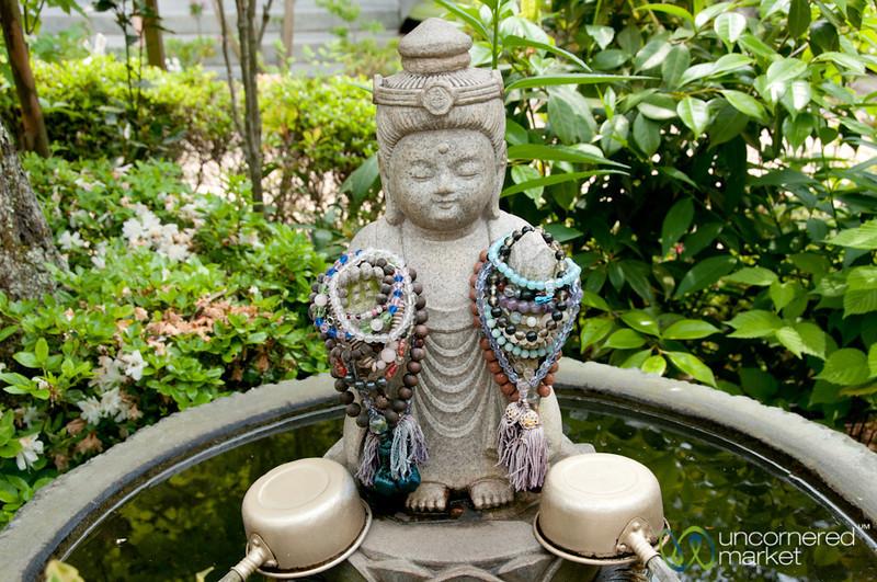 Buddhist Statue, Daisho-In Temple - Miyajima, Japan