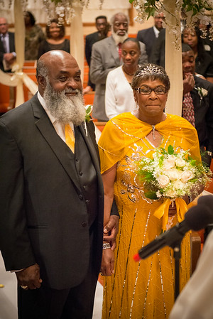 Simmons 50th Wedding Anniversary