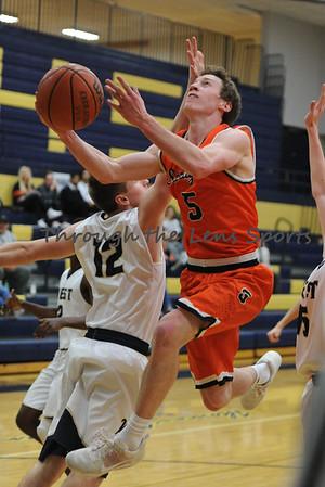 Sprague vs. West Albany Boys HS Basketball