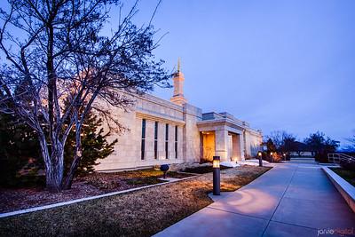 Monticello LDS Temple