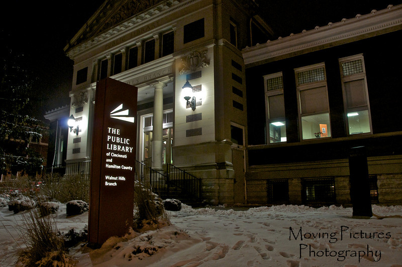 Carnegie Library - Walnut Hills