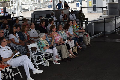 Capt. Tim Halladay Retirement USS Missouri BB-63 3-23-19