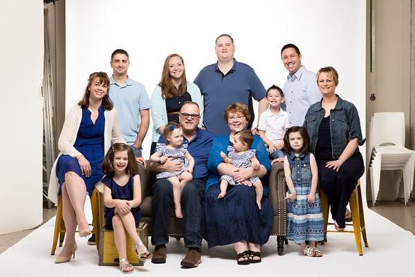 Bailey's Family Photos 2017