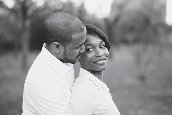 Tyshawn & Shaunte Engagement Session