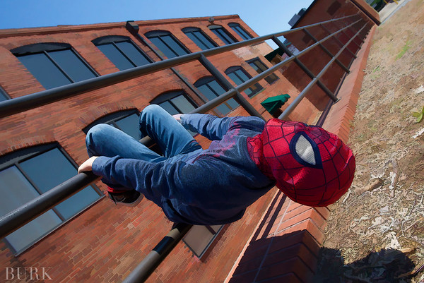 Zachary Spiderman
