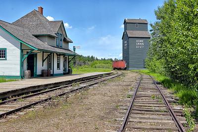 Ukrainian Cultural Heritage Village - Edmonton