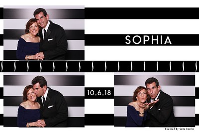 Sophia's Bat Mitzvah, October 6th, 2018