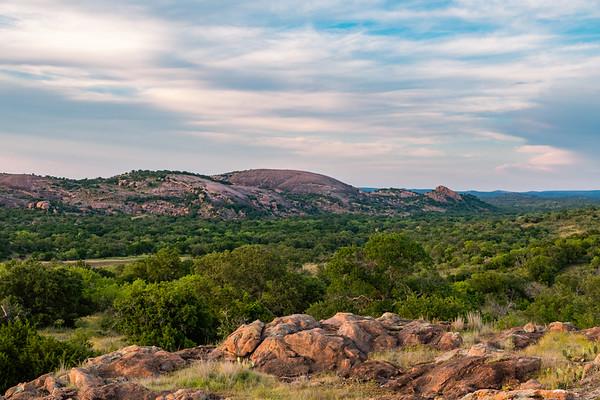 Hood Comanche Rock