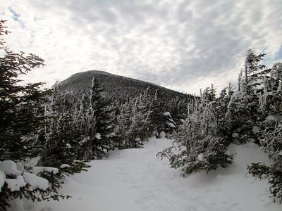 North Kinsman hike: Feb. 23, 2014